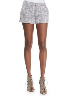 Joie Merci Structured Tweed Shorts
