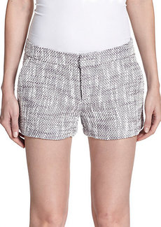 Joie Merci Tweed Shorts