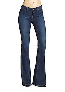 Joie Mid-Rise Flared Jeans