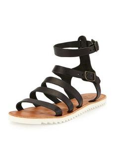 Joie Montezuma Strappy Sandal, Black