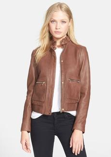 Joie 'Nakotah' Leather Jacket