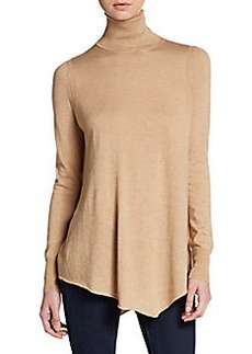 Joie Nilsa Point Hem Turtleneck Sweater