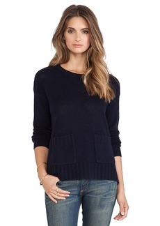 Joie Noam Sweater in Navy