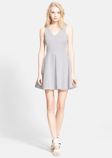 Joie 'Norton' Stretch Cotton Fit & Flare Dress