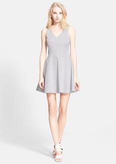 Joie 'Norton' Stretch Cotton Fit & Flare Dress