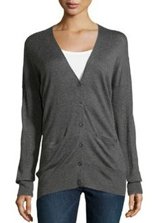 Joie On Our Way Cardigan, Dark Heather Gray