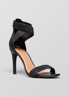 Joie Open Toe Ankle Strap Sandals - Elaine High Heel