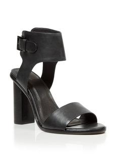 Joie Open Toe City Sandals - Opal