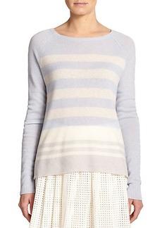 Joie Orfilia Cashmere Stripe Sweater