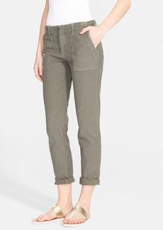 Joie 'Painter' Cotton & Linen Pants