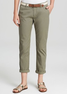 Joie Pants - Jardin Chino Belted
