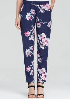 Joie Pants - Talina B Bouquet Print Silk