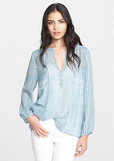 Joie 'Parmena' Print Silk Shirt