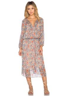 Joie Pascilna Midi Dress
