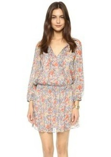 Joie Pasclina B Mini Dress
