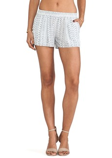Joie Percier Shorts in Gray