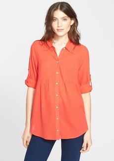 Joie 'Pinot' Roll Sleeve Shirt