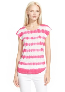 Joie 'Rancher H' Tie Dye Stripe Top