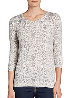 Joie Riana Printed Pullover