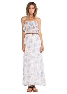 Joie Rominette Maxi Dress in Blue