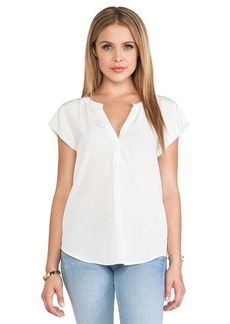 Joie Selenite Blouse in Ivory
