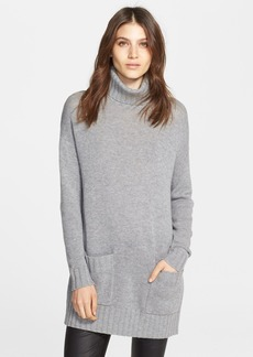 Joie 'Shera B' Turtleneck Dress