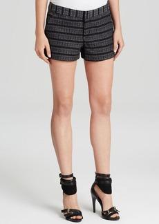 Joie Shorts - Merci Woven Stripe