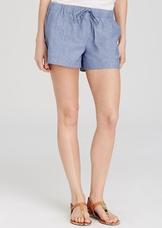 Joie Shorts - Sivan Washed Chambray