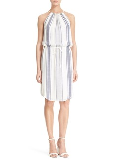 Joie 'Sief' Stripe Silk Dress