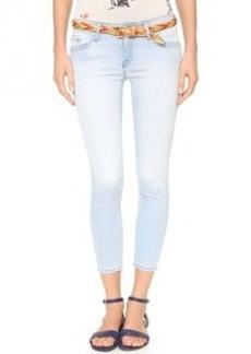 Joie Skinny Crop Jeans