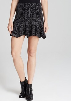 Joie Skirt - Wemberley Allover Animal
