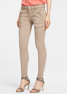 Joie 'So Real' Cargo Stretch Skinny Jeans