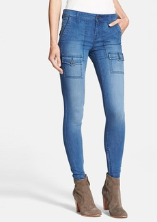 Joie 'So Real' Cargo Stretch Skinny Jeans (Cannes)