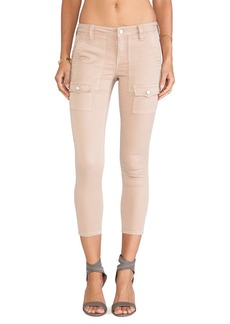 Joie So Real Cropped Twill Pants