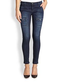 Joie So Real Skinn Cargo Jeans