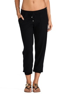 Joie Solid Valora Pant in Black