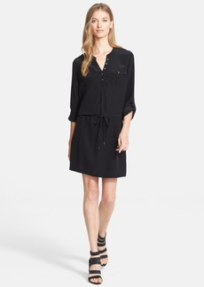 Joie 'Sovin' Silk Shirtdress