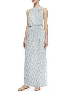Joie Sumey Halter-Neck Maxi Dress
