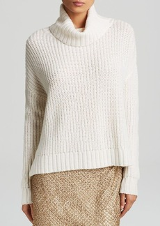 Joie Sweater - Calantha Boxy Ribbed Turtleneck