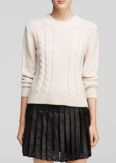 Joie Sweater - Greer Cable Knit