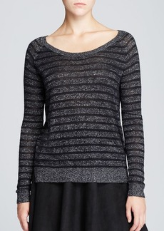 Joie Sweater - Ida Metallic Stripe