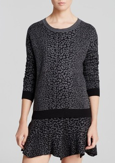 Joie Sweater - Nigella Allover Animal