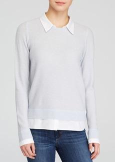 Joie Sweater - Rika Two-fer