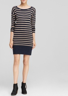 Joie Sweater Dress - Cashel Classic Stripe