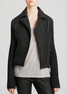 Joie Sweater Jacket - Fannie Zip