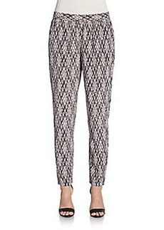 Joie Talina Printed Slouchy Pants