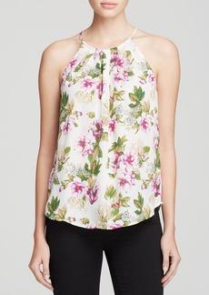 Joie Tank - Amarey Floral Silk