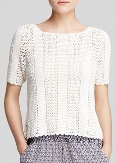 Joie Top - Alizeh Crochet