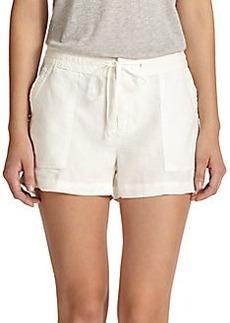 Joie Treyla Linen Shorts