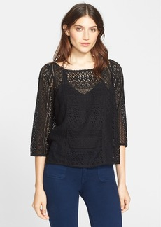 Joie 'Tulia' Lace Top